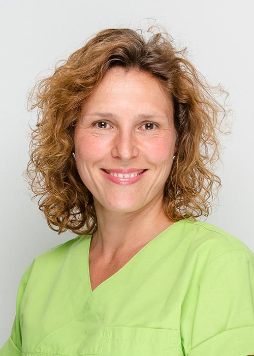 Mitarbeiterin Cornelia Renneberg Zahnarzt Halle