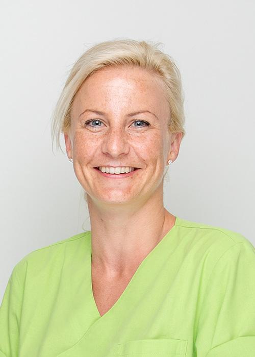Mitarbeiterin Franziska Büchler Zahnarzt Halle